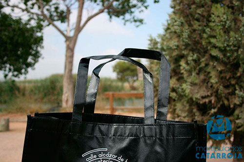 bolsas de tela tst plastificadas