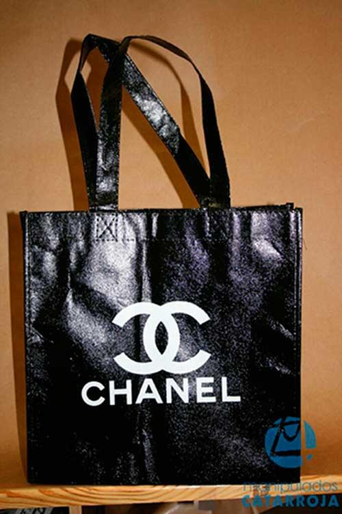 Bolsas TST Plastificadas Chanel