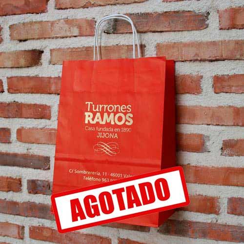 Bolsa Barata Rojo Inglés