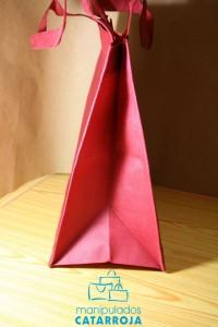 bolsas de tela con fuello