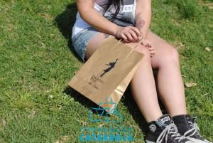Bolsas de papel más baratas para comercios y tiendas