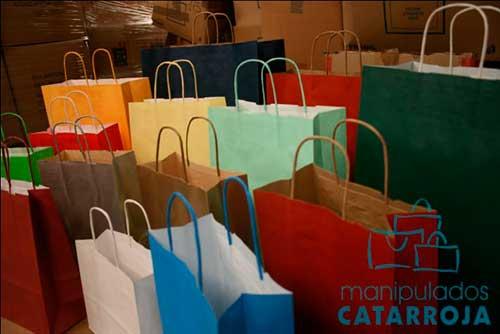 bolsas impresas baratas colores