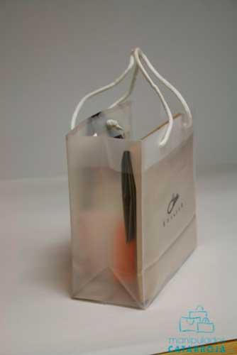 bolsas impresas baratas transparentes