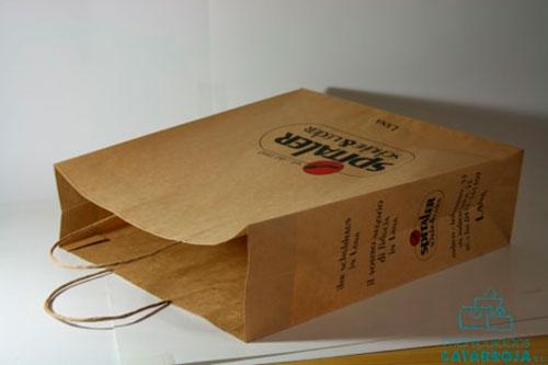 Bolsas Regalo de Papel Kraft