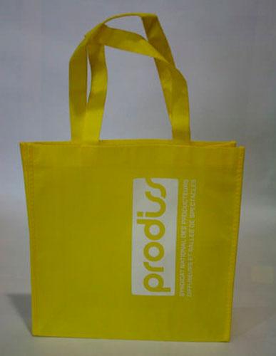 Bolsa de Tela Amarillo