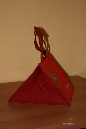Bolsas baratas de tela