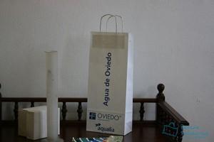 Bolsas para comercio baratas para botellas
