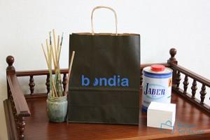 Bolsas personalizadas baratas con logotipo