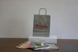 bolsas personalizadas baratas grises