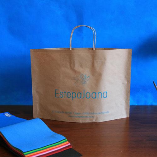 bolsas con logo baratas