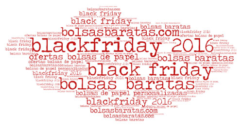 Black Friday 2016 Bolsas Baratas