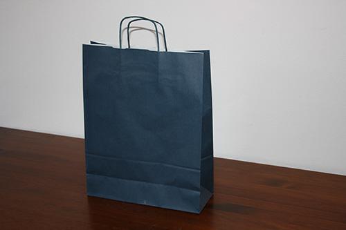 bolsas baratas de papel en barcelona asa rizada