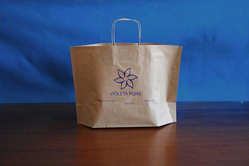 bolsas de papel baratas en barcelona impresas