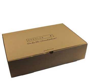 cajas personalizadas + kraft