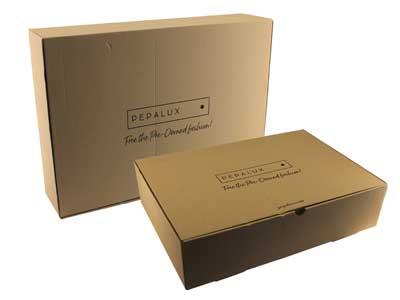cajas personalizadas + kraft blanca multiusos